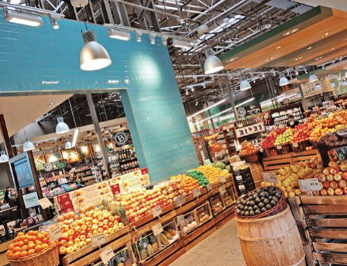 Barons Market Selected as National Outstanding Multi-store
